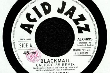 blackmail calibro 35