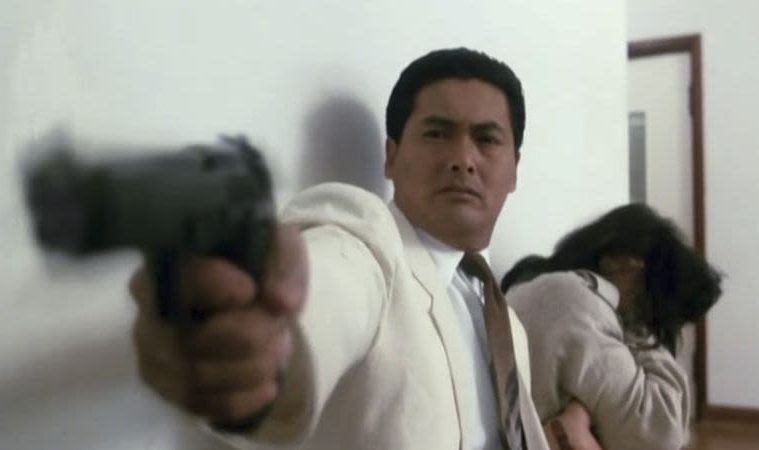 john woo the killer