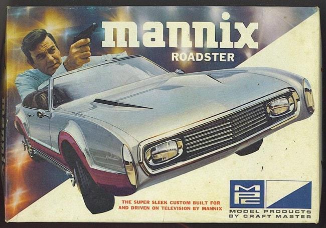 mannix model