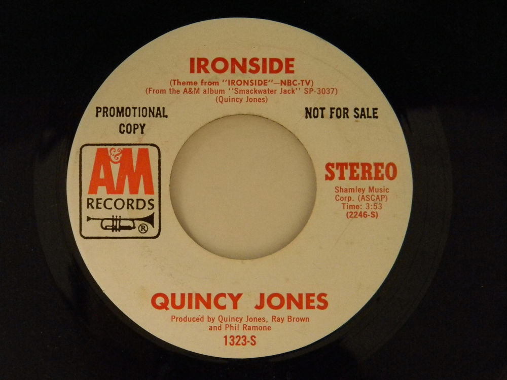 quincy jones ironside