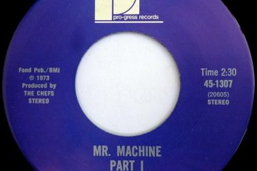 the chefs mr. machine