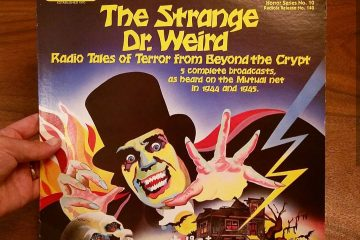 the strange dr. weird