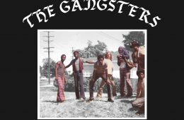 Gangsters LP Cover Front