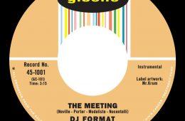 dj format the meeting