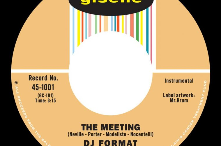 dj format the meeting