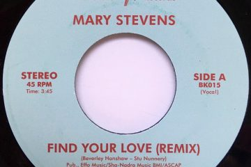 mary stevens find your love