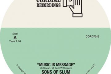 sons of slum music is message