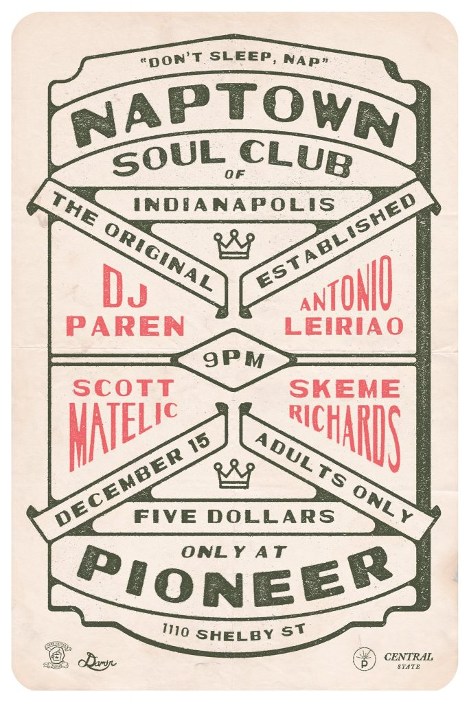 Naptown Soul Club 2018