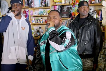 wu-tang clan tiny desk