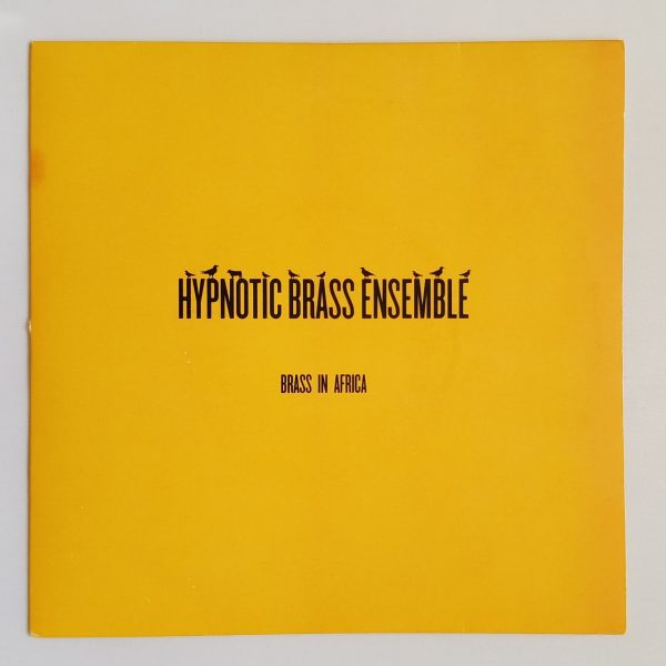 Hypnotic Brass -Brass in africa
