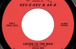 kev e kev listen to the man