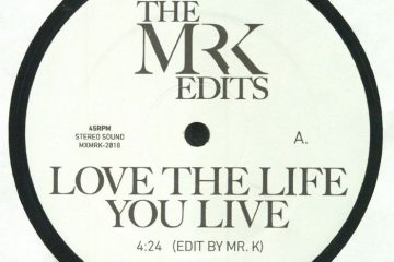 mr k love the life you live