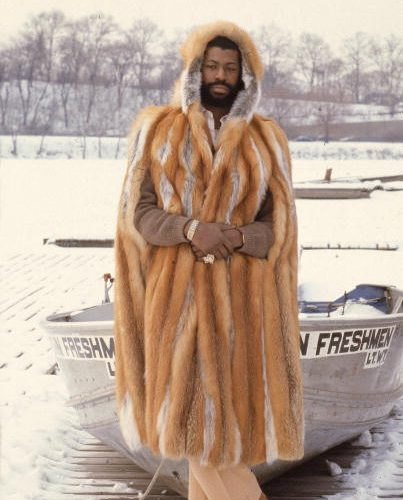 Teddy Pendergrass Portrait