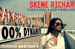 100% Dynamite_Skeme RIchards