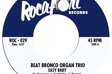 Beat bronco organ trio