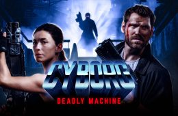 cyborg deadly machine