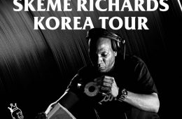 Skeme Richards Korea Tour 2019