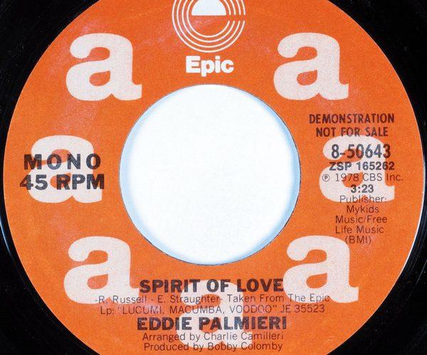 eddie spirit of love