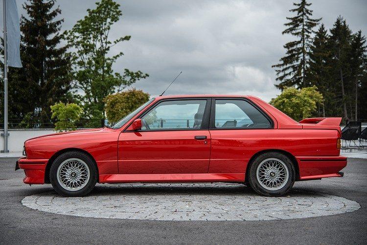 BMW M3 E30 >> Bmw M3 E30 Sport Evo Nostalgia King