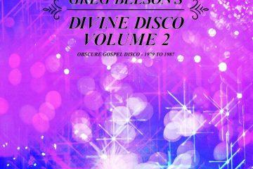 greg belson divine disco