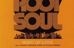 root soul spirit of love