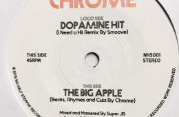 chrome the big apple