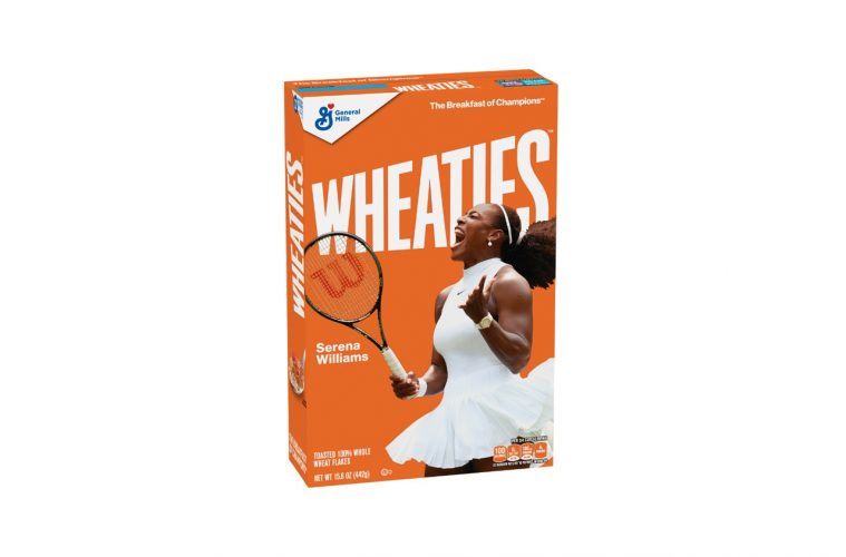 wheaties serena