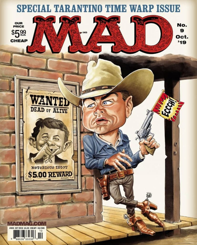 MAD Magazine Tarantino