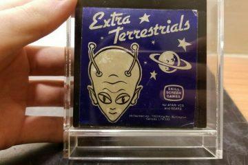 extra terrestrials 2600 Atari