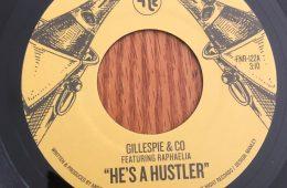 gillespie he's a hustler