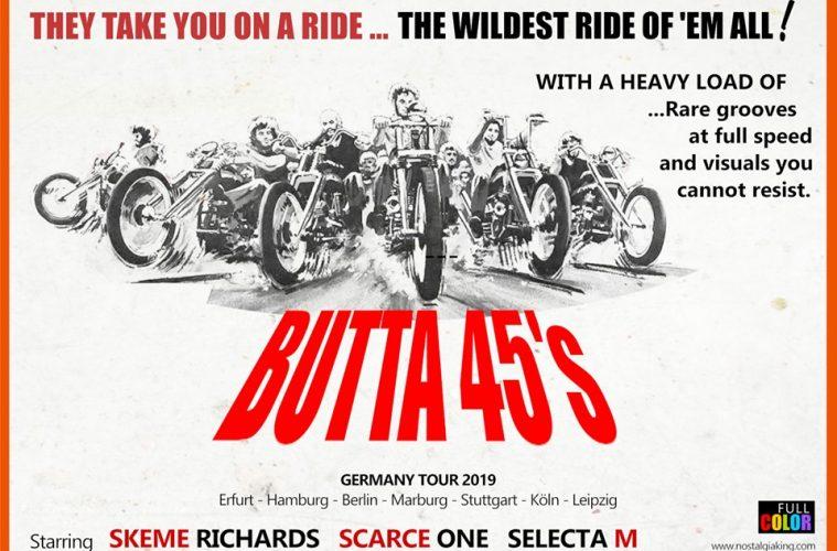 butta 45s