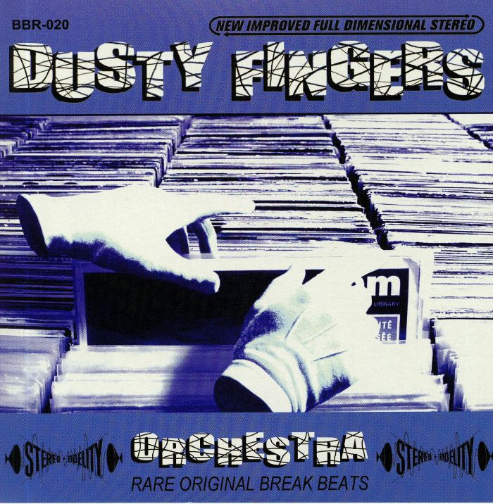 dusty fingers orchestra