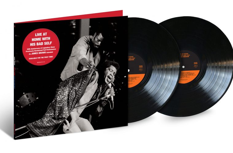 2LP-gatefold-product-shot-James-Brown-Live-at-Home-With-His-Bad-Self