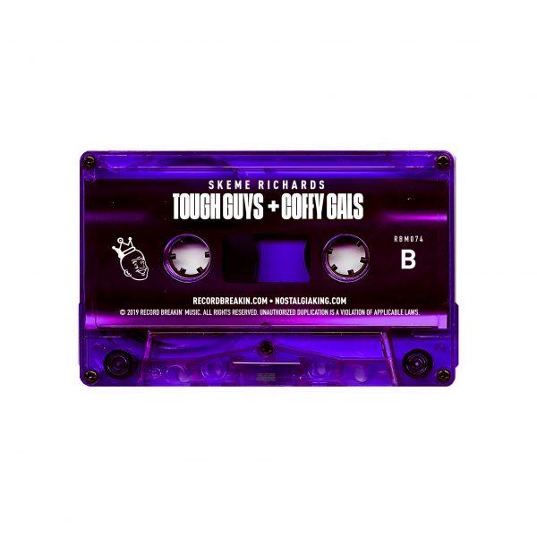 Nostalgia-King-Tough Guys-Coffy-Gals-Tape-Image