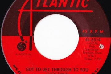 T.S.U. Toronadoes - Got To Get Through To You (Atlantic)