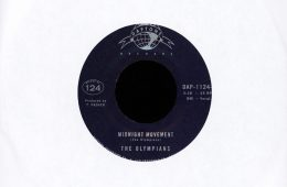 the olympians midnight