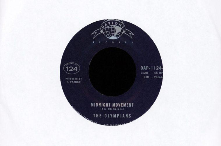 the olympians midnight
