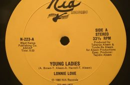 young ladies lonnie love