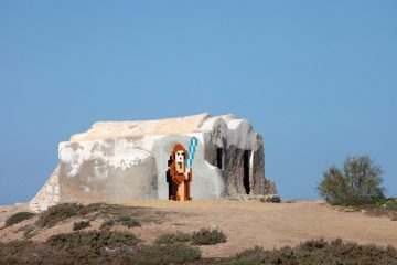 Invader Obi Wan