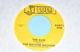the kick rhythm machine