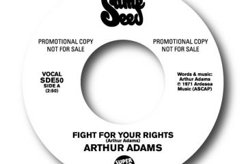 arthur adams fight for your rights