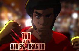 tao black dragon