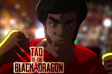 tao black dragon
