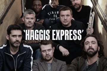 Haggis Express - cover 3000px