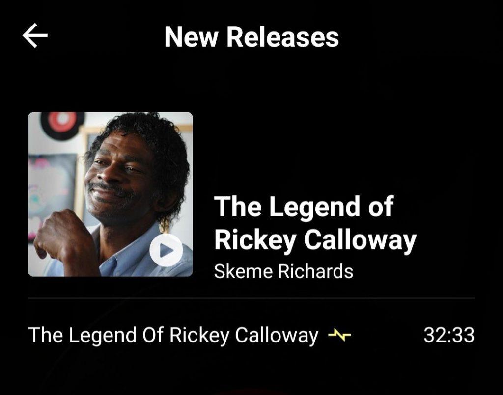 rickey