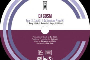 dj cosm