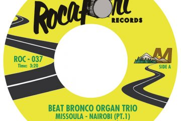 beat bronco organ trio