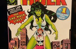 savage she hulk 1