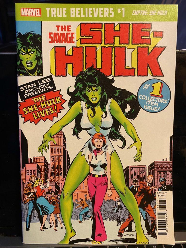 savage she hulk 1