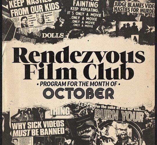 rendezvous film club 1